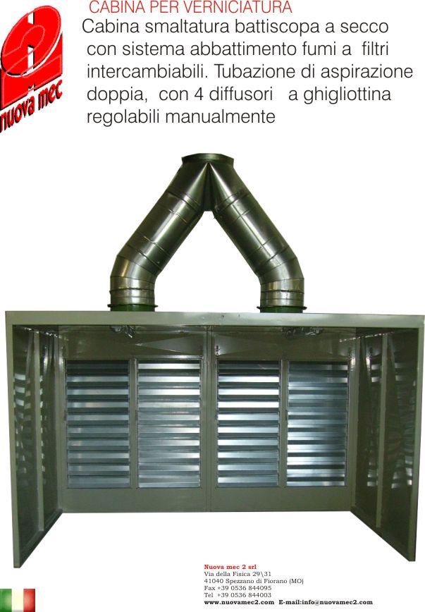 Nuova mec 2 impianti ceramici decoro manuale serigrafico for Manuale per la pulizia della cabina dell aeromobile